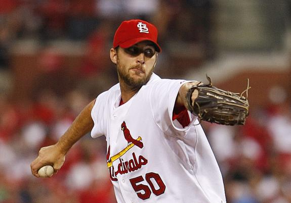 My Thoughts: Adam Wainwright